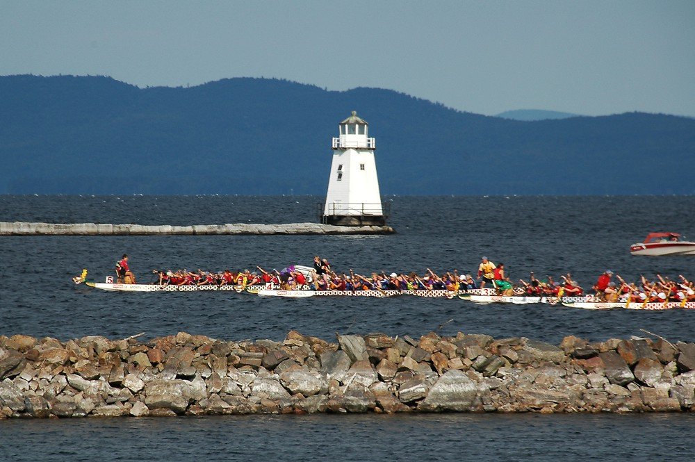 Lake Champlain Dragon Boat Festival (Burlington, VT) 10
