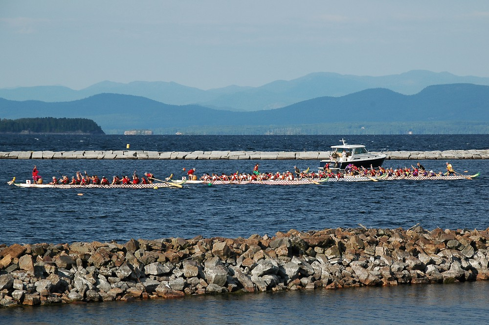 Lake Champlain Dragon Boat Festival (Burlington, VT) 11