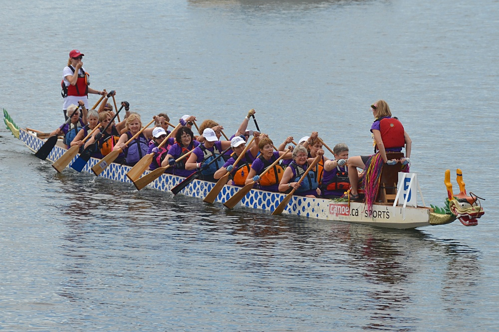 Lake Champlain Dragon Boat Festival (Burlington, VT) 22