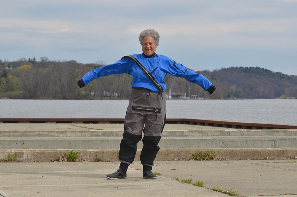 Hudson River (New Dry Suit) 02
