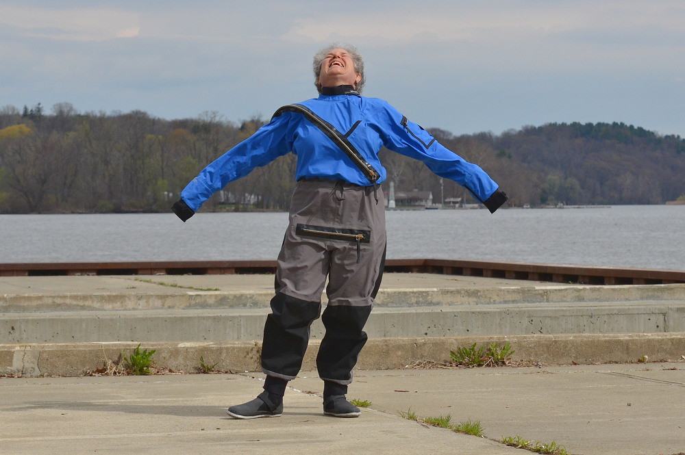 Hudson River (New Dry Suit) 03
