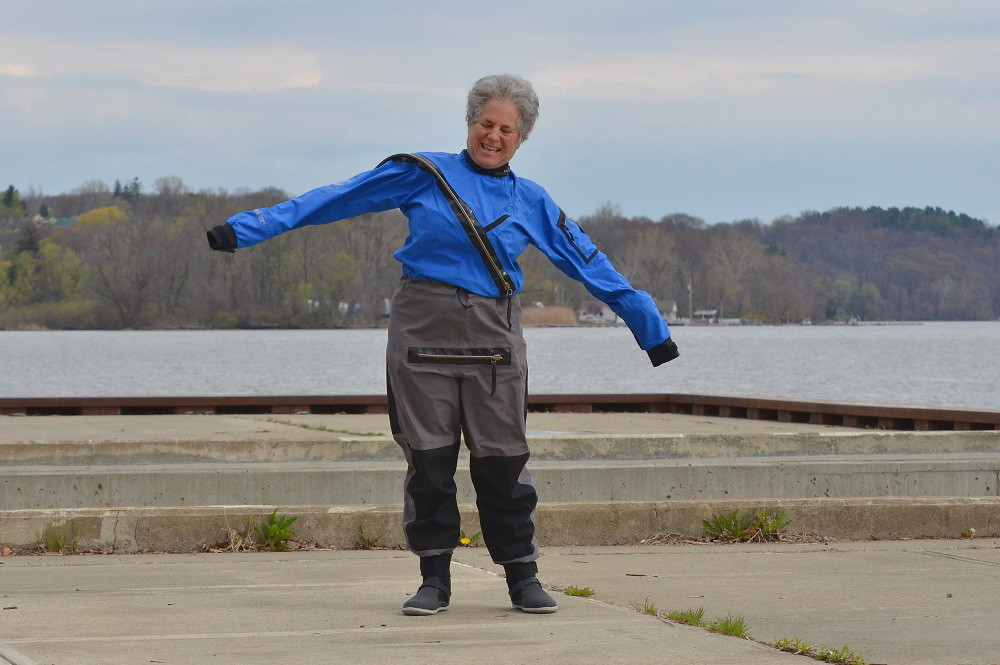 Hudson River (New Dry Suit) 05
